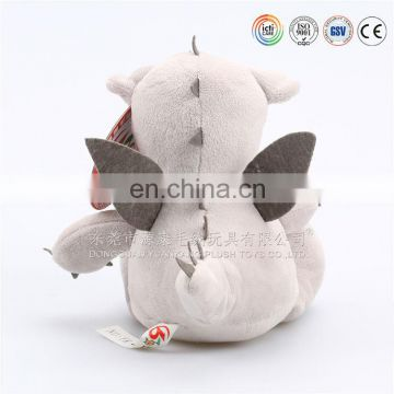 white dragon plush toys