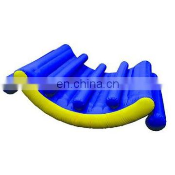 inflatable water game,inflatable aqua game, water fan,water amusement park