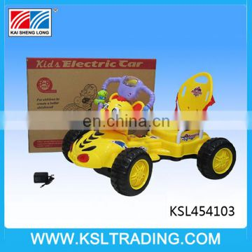 Top sale electric baby car with light and music for baby