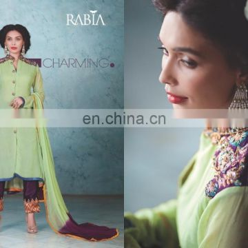 Gorgeous party wear women suit traditional dress
