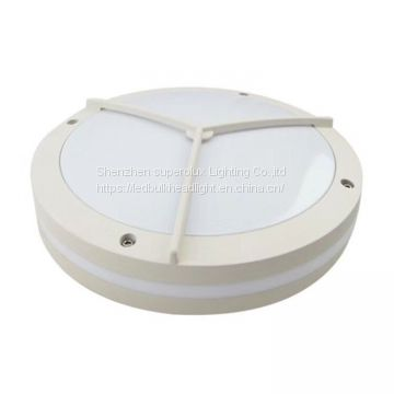 LED Bulkhead light 20W 1600lm with wire guard Aluminum housing impact resistance IP65