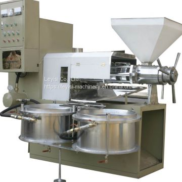 LY-1685 Automatic electric coconut oil press machine