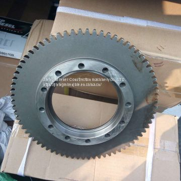 Construction machinery parts D65P-12  gear  421-15-12450   planetary gear