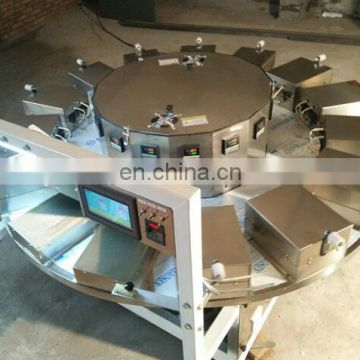 Top level New design economical Egg Sugar Ice Cream Cone Wafer making machine with best service