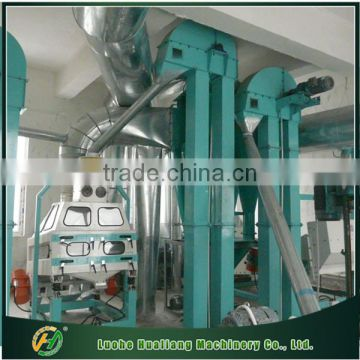 Factory price of wheat flour mill automatic wheat grinding machine