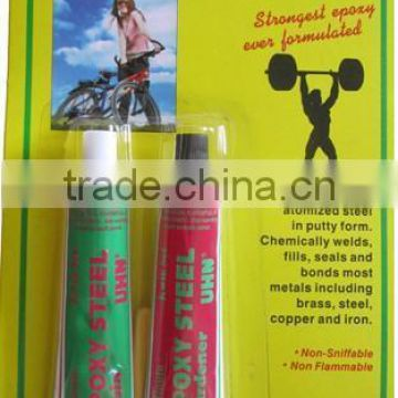 Household ISO9001 approved epoxy glue for handicrafts