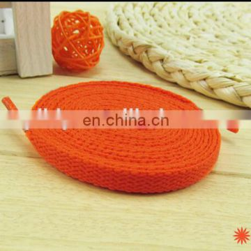 Manufacturers selling custom colored flat shoelace
