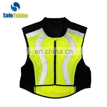Customized breathable OEM service safety reflective unique sportswear