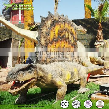 high quality large size artificial dinosaur