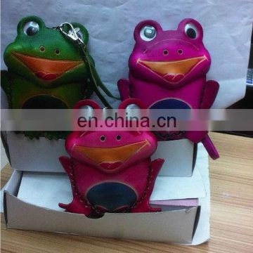 Wholesale Factory direct selling frog coin purse