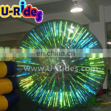 human hamster beach inflatable zorb ball with high quality