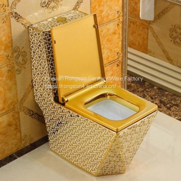 Astonishing Competitive Price Golden Ceramic Color Bathroom Floor Inzonedesignstudio Interior Chair Design Inzonedesignstudiocom