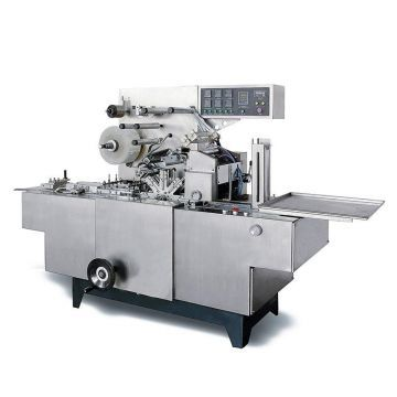 Manual Cellophane Wrapping Machine Audio-visual Rod Wrapping Machine
