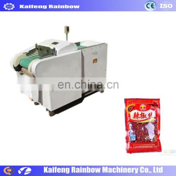 Energy Saving Popular Profession Pepper cutter/ small chili cutting machine/ small vegetable cutting machine