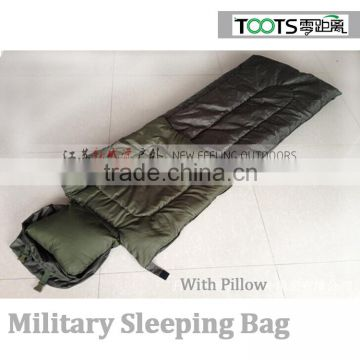 Outdoor Canadian Military Sleeping Bivvy Bag with Pillow