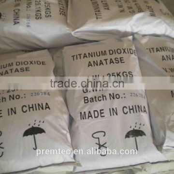 25kgs pp bag Rutile/Anatase Titanium Dioxide used in Plastic and