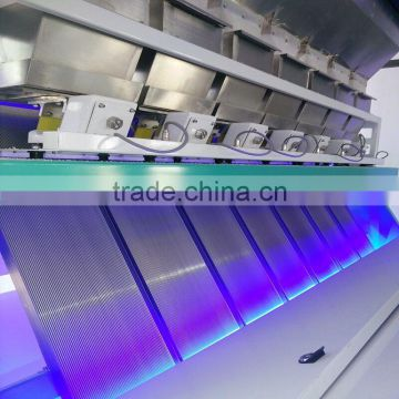 Large Output AMD Sesame Color Sorter With High Accuracy