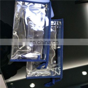2017 OEM/ODM heal seal custom made pvc plastic bag
