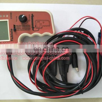 CR-A Rail Pressure Tester an indispensable diagnostic instrument for testing and repairing common rail engine.