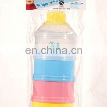 Quadrilayer Milk Powder Case