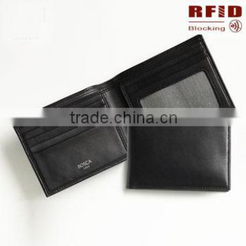 RFID blocking security wallet- Protect your private information