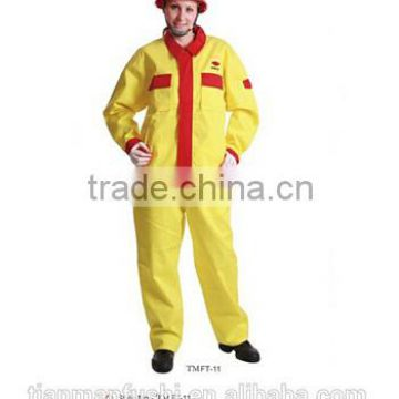 2015 Top Quality Flame Retardant Workwear Suits For Women Customed OEM ODM Working Clothes