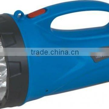 high brightness portable rechargeable candlepower spotlight