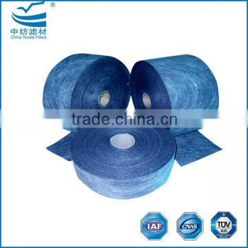 Polyester material Melt-blown carbon nonwoven fiber for face mask and pocket filter