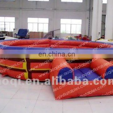 2015 Summer fascinating inflatable swimming pool outdoor kid playground with free EN14960