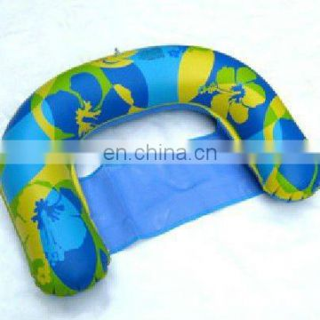 Inflatable Lounger pool chair
