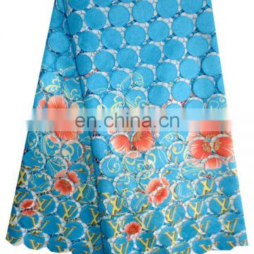latest high quality african cord lace fabric guipure lace fabric
