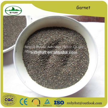 High purity silica sand/quartz sand 2-5mm water filter good price for sale
