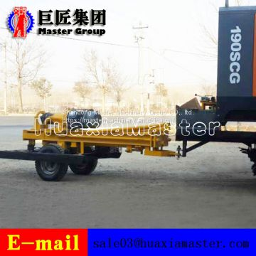 KQZ-180D pneumatic 150meters water borehole drilling machine for sale