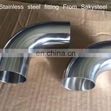 304 stainless steel 90 degree elbow
