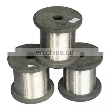 galvanized wire to produce metal mesh scrubber 0.22mm