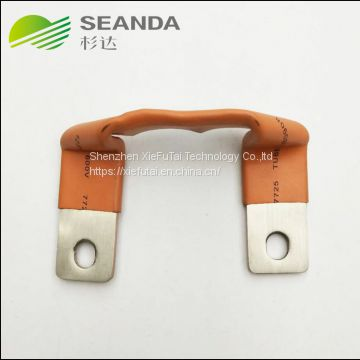 High quality soft laminated copper bus bar for battery pack