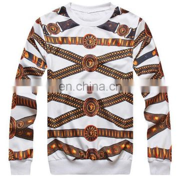 china fashion sublimation printing for long sleeve t shirt