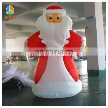 wholesale gracious Santa Claus inflatable for party