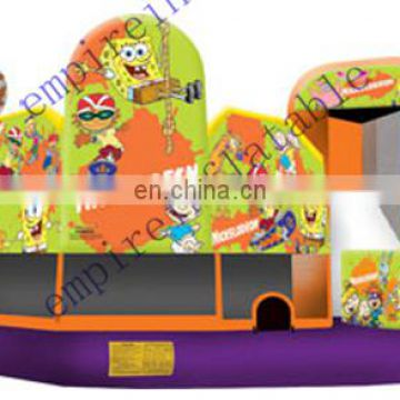 inflatable combo, C6 combo,bouncer slide inflatable toys C6015