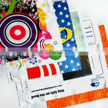 custom printed 3m microfiber cleaning cloth in bulk