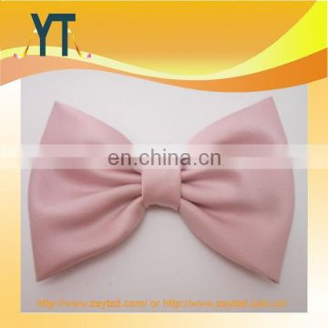 Pink Color with Rinbow Color Big Hair Bow For Girl