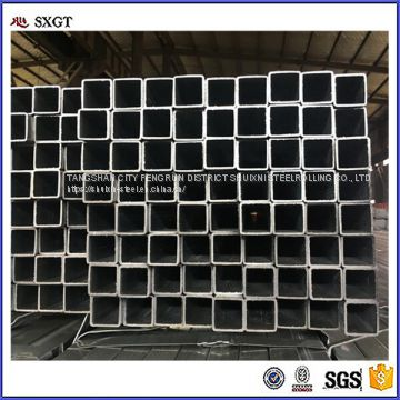 ASTM cold rolled square tube pre-galvanized steel pipe Structure pipe