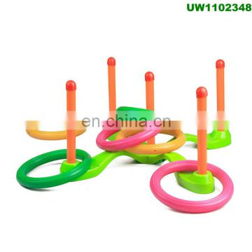 Ring Toss Game - Kids Toy Outdoor Lawn or Beach Game - Fun Family, Friends or Office Activity