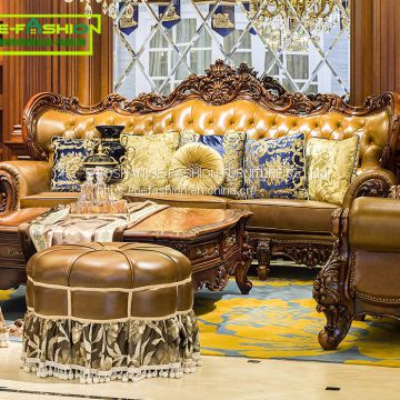 2018 Por Leather Latest Home 1 2 3 Sofa Set Designs House Living Room Furniture Of From China Suppliers 159120631