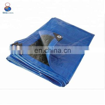 China manufacturer Virgin PE Tarpaulin Materials