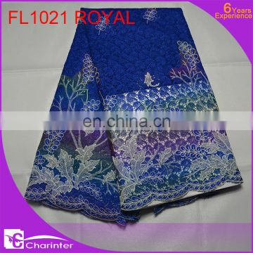 free shipping wholesale african french lace high quality guipure lace fabric