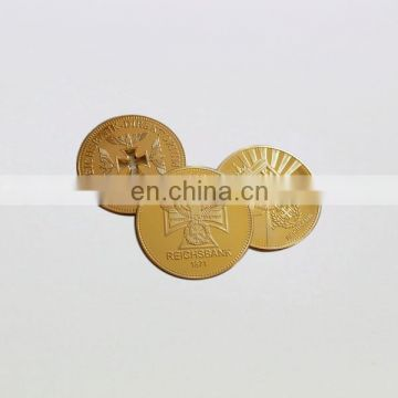Metal Material and Art & Collectible Use Gold coin