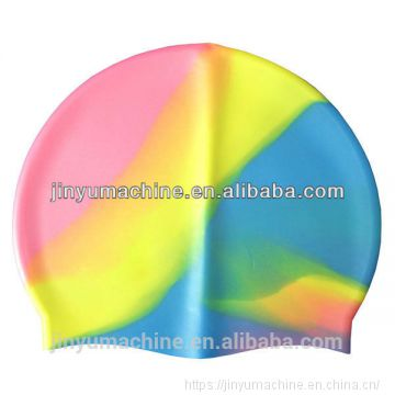 JY-A01 Silicone Swimming Cap hot briquetting equipment