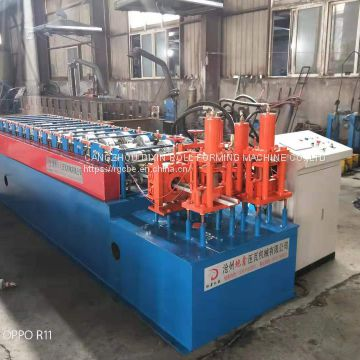 light steel keel stud track roll forming machine