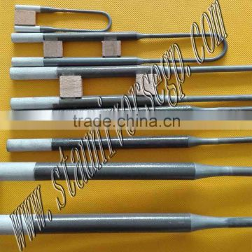 STA High Temperature MoSi2 heating elements molybdenum disilicide heater for Laboratory Tube Furnace